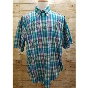 💥 5/25 Nordstrom Plaid Button Down Shirt